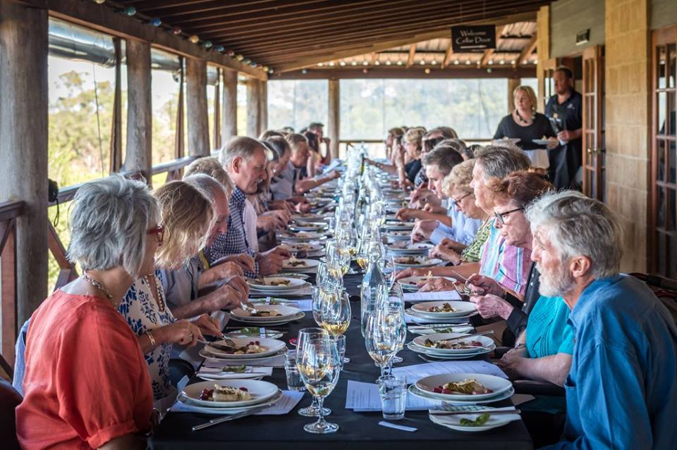 Galafrey Long Table Lunch